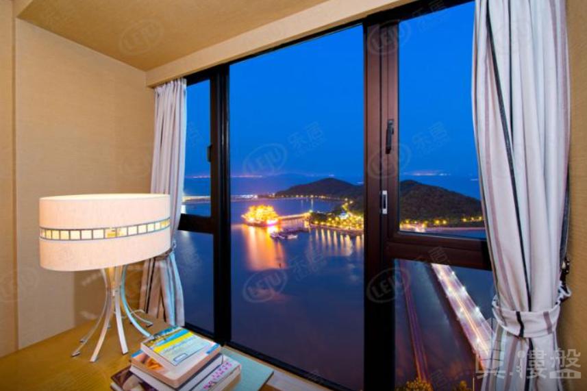 世紀都市雙水灣_珠海|1分鐘到港珠澳大橋關口|與香港一橋之隔|海濱公園長廊 (實景航拍)