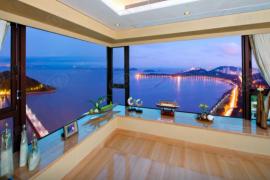世紀都市雙水灣|1分鐘到港珠澳大橋關口|與香港一橋之隔|海濱公園長廊