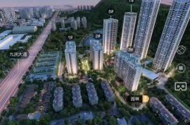 珠海江山賦|首期10萬|香港銀行按揭|珠海情侶路海濱長廊