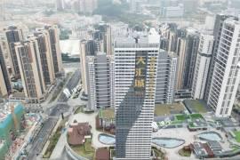 香港高鐵直達 國際級寫字樓 酒店 大型屋苑 天匯城