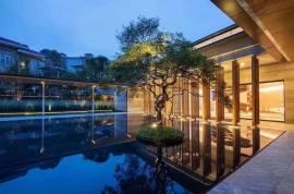 匯景東方|西班牙別墅|買一層送兩層➕兩個車位|深中大橋出入口與香港深圳一橋之隔