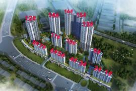 塘廈方直星瀾|高鐵物業|東莞價錢|深圳居住