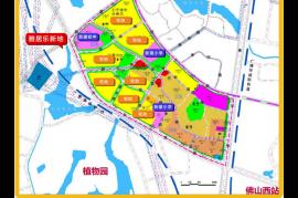 雅居樂新地_佛山|首期10萬|鐵路沿線|香港銀行按揭 (實景航拍)