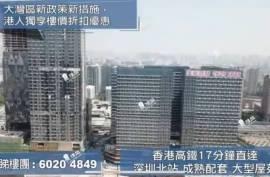 龍光玖鑽 香港高鐵17分鐘直達 雙地鐵口豪宅區