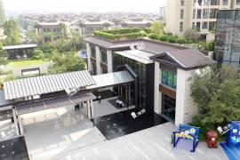 遠洋繁花里_中山|首期5萬|大型商場屋苑|即買即住|香港銀行按揭 (實景航拍)